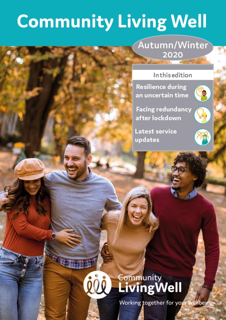 Community Living Well magazine Autumn/Winter 2020